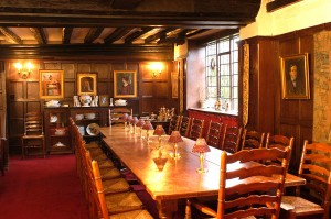Manor dining 1