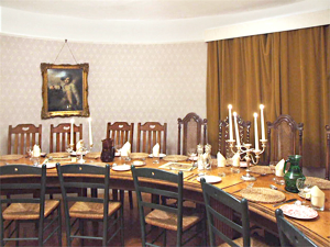 OastHouse dining room1