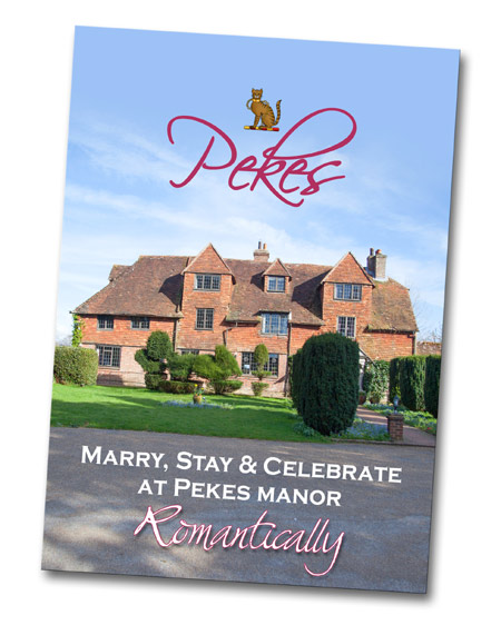 Marry, Stay & Celebrate at Pekes Manor