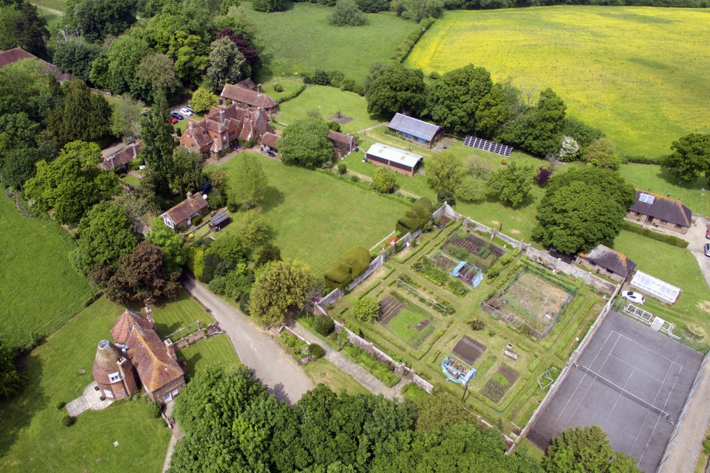 Hire the entire Pekes Manor Estate