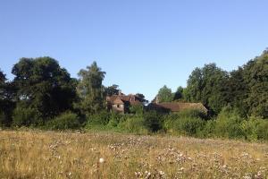 The Manor House at Pekes.