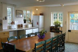 The Oast House on the Pekes Manor Estate. The Kitchen / Diner