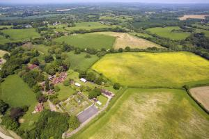 Around Pekes: The Estate and surrounding farmland