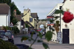 Around Pekes: Pevensey High Street