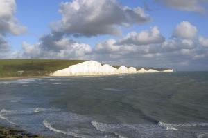 Around Pekes: The Seven Sisters from Seaford Head