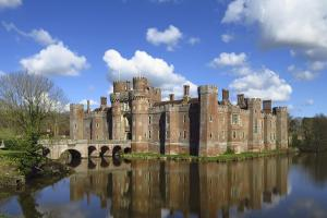 Around Pekes: Herstmonceux Castle