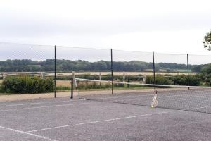 The Pekes Manor Estate. The Estate's private Tennis Court.