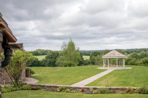 Weddings & Celebrations at Pekes Manor. The Ceremony Lawn and Gazebo.