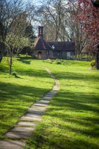 Tudor View on the Pekes Manor Estate.